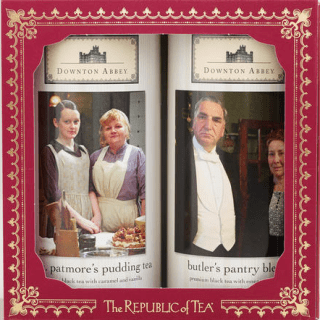 Tea Time with Downton Abbey