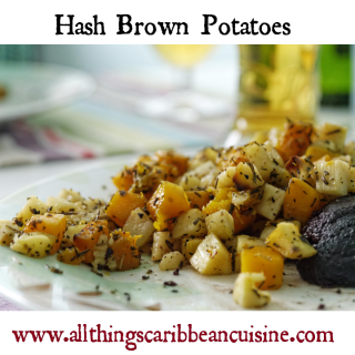 Best Hash Brown Potatoes Ever