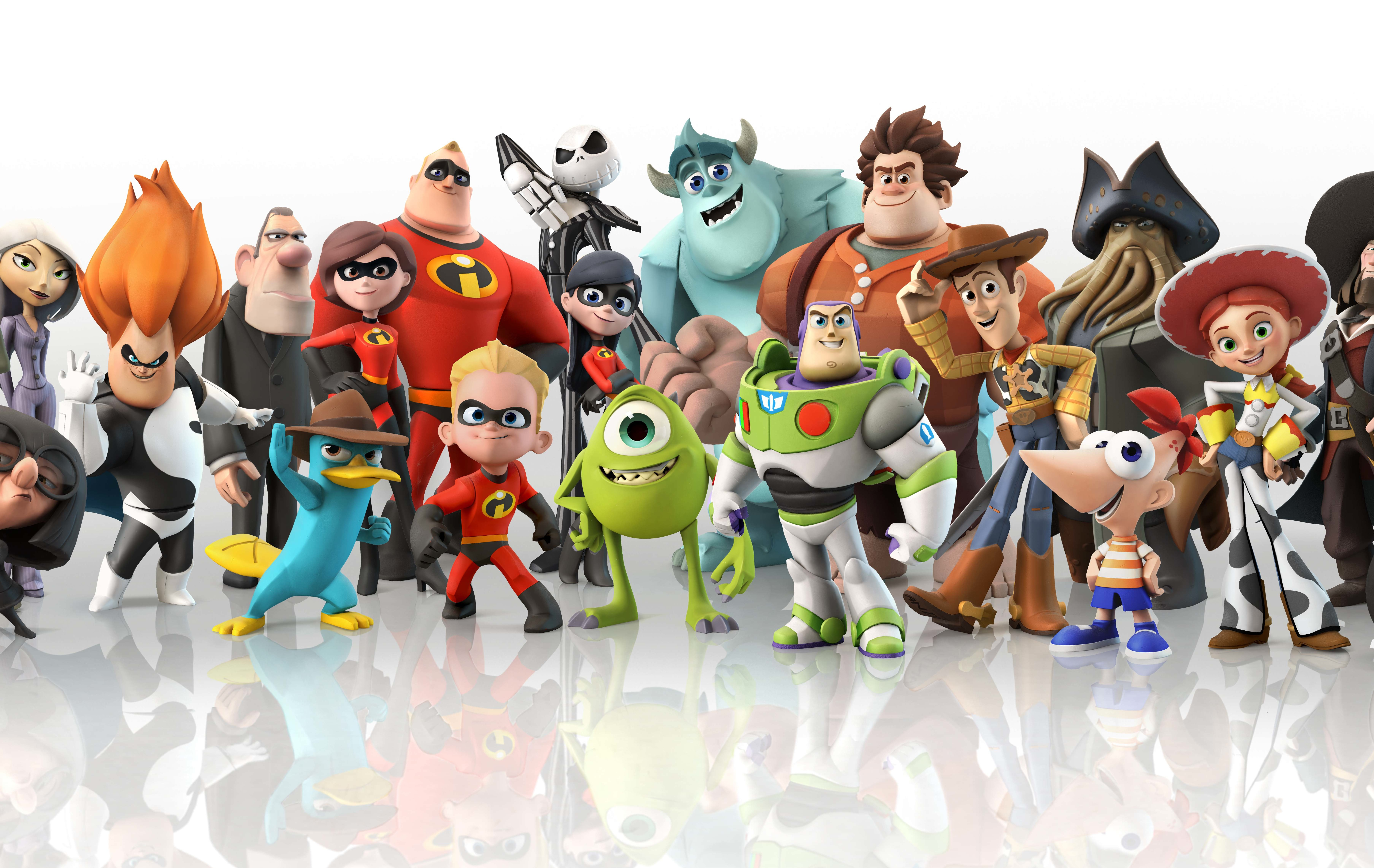 Disney Infinity Launches for Xbox, PS3, Wii - Peter Kafka - Media - AllThingsD
