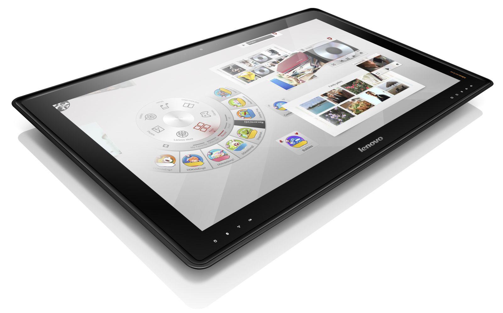Lenovos Horizon PC Turns Your Coffee Table Into a
