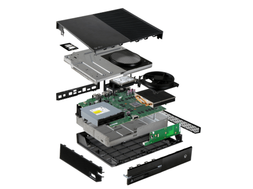 small resolution of xboxone exploded