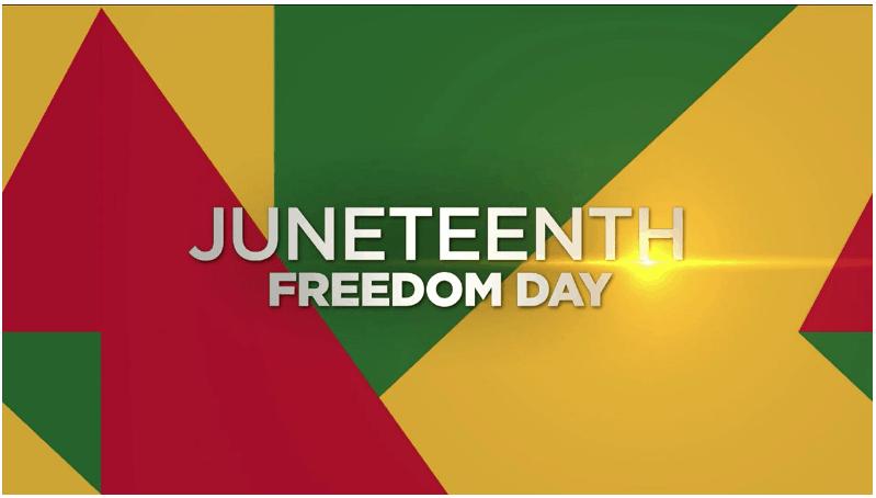 Juneteenth Freedon Day