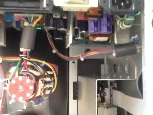 Macintosh M0001 video/power board
