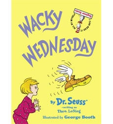 And that's how Wacky Wednesday began