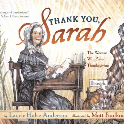 Giving Thanks for Sarah Hale