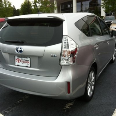 Why I Didn't Buy a Prius v