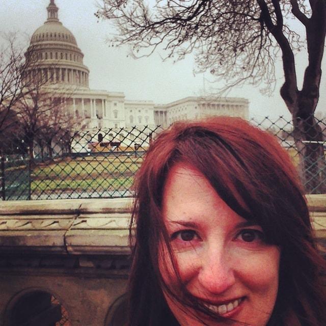 Fadra on Capitol Hill