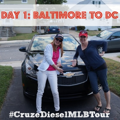 #CruzeDieselMLBTour: On the Road to See the Washington Nationals