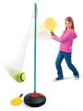 tetherball tennis