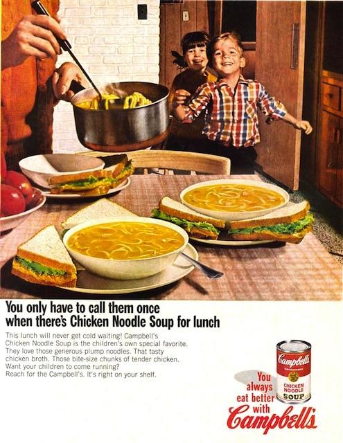 1967 CNS Print Ad