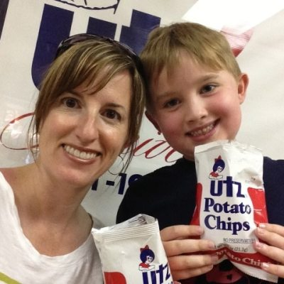 A Day at the UTZ Potato Chip Factory
