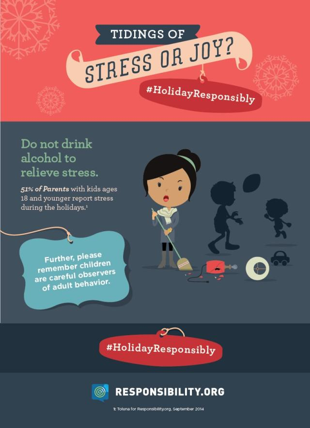 Don't Drink to Relieve Stress
