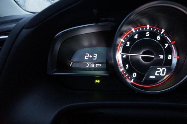 Shift Mazda3