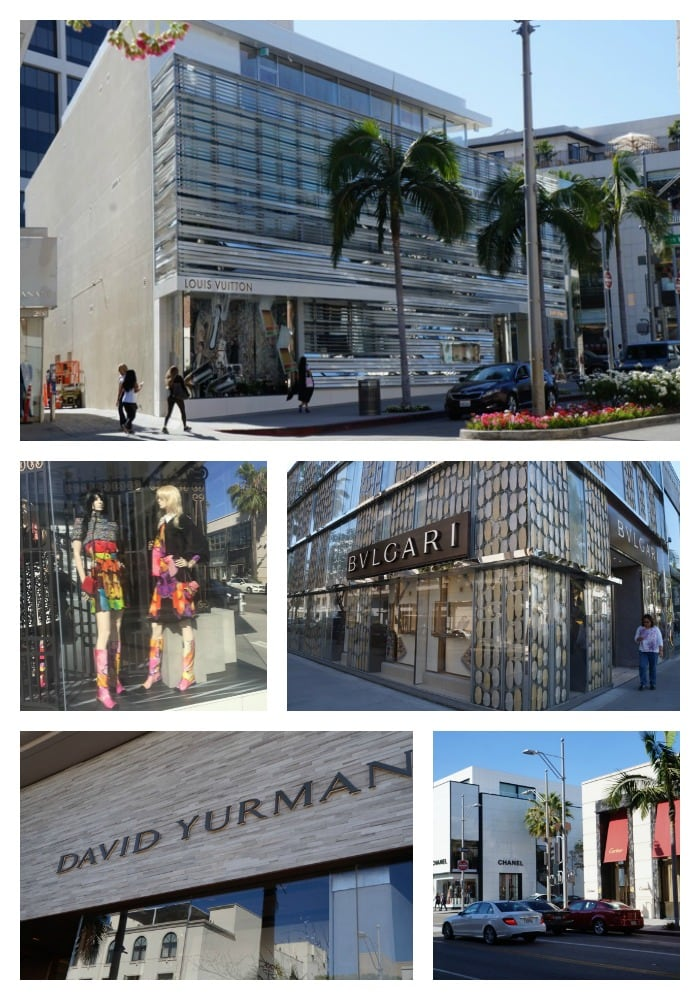 Rodeo Drive fashion