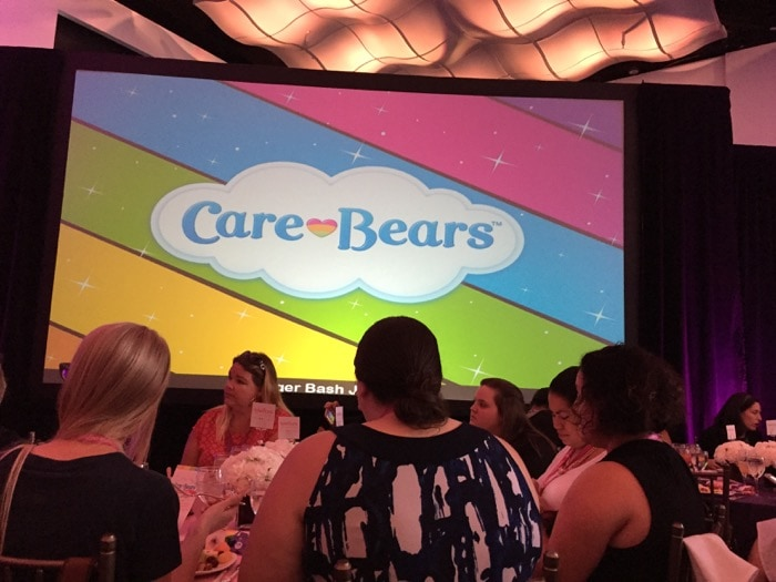 Blogger Bash Care Bears #ShareYourCare brunch