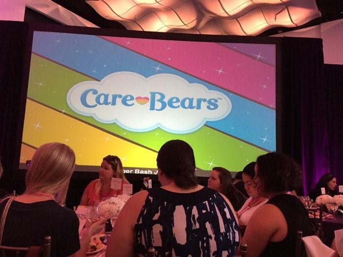 Blogger Bash Care Bears #ShareYourCare brunch