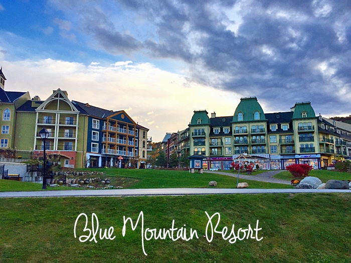 Blue Mountain Resort - AFTER