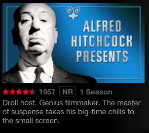 Alfred Hitchcock Presents on Netflix