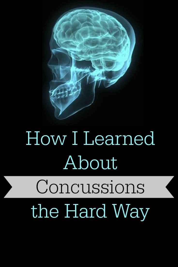 How I Learned About Concussions the Hard Way