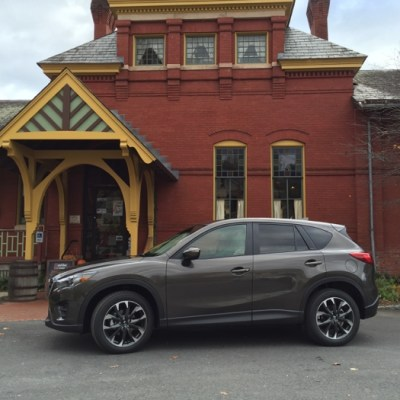 Small Town Living in a 2016 Mazda CX-5