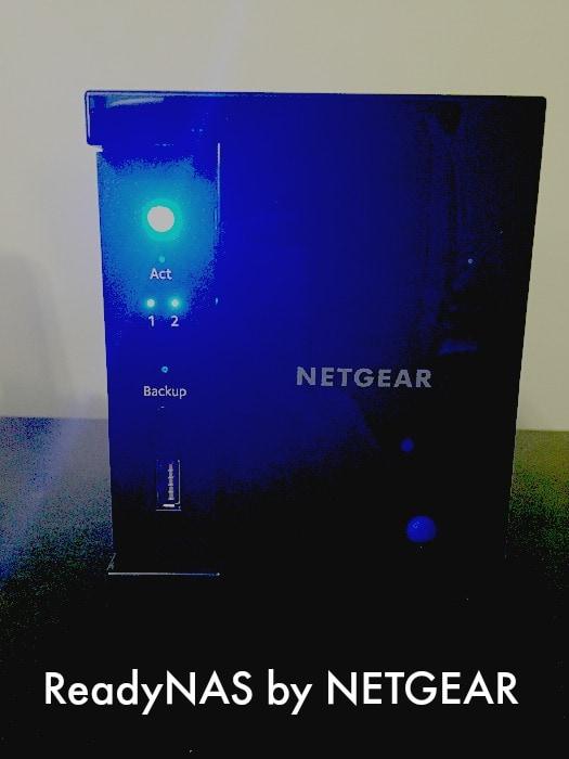 ReadyNAS by NETGEAR
