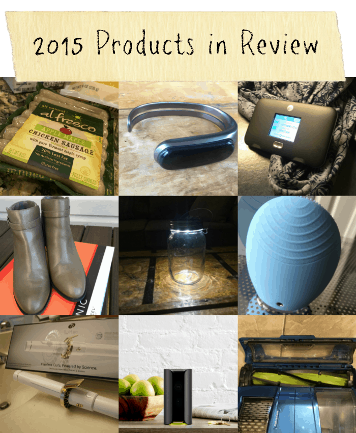 2015 Products in Review