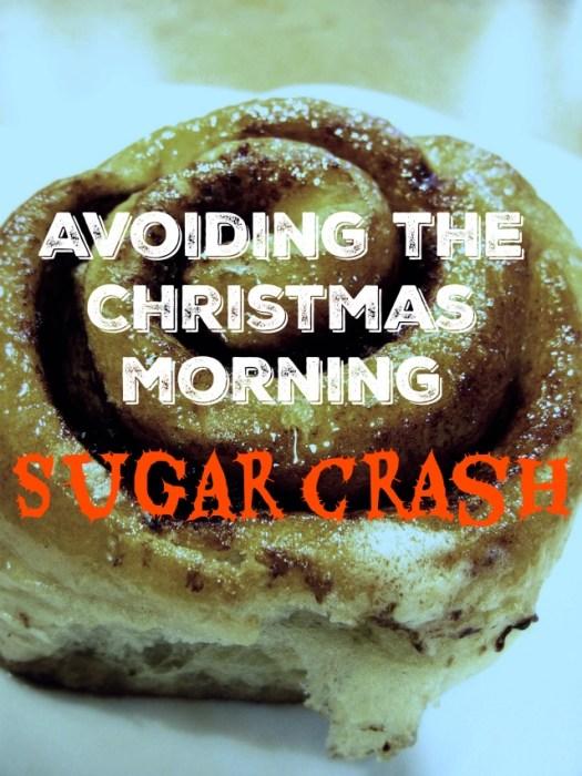 Avoiding the Christmas sugar crash