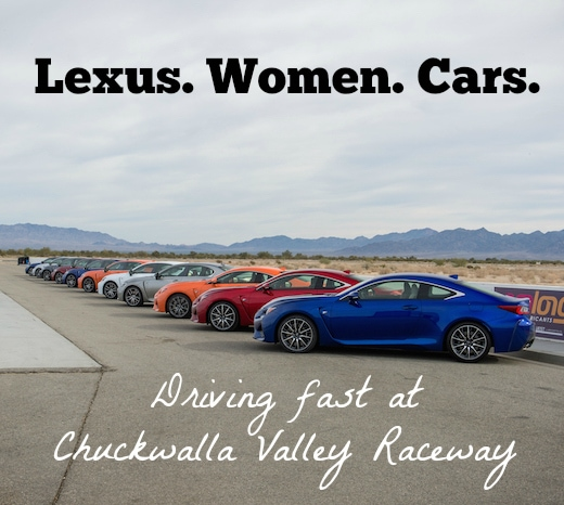 Lexus, Women, and Cars