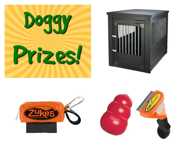 Purina Pure Love for Pets Dog prizes