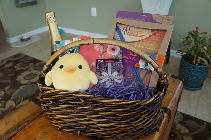Easter stuffed animal