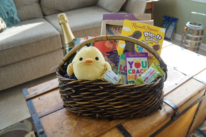 Russell Stover chocolate for Easter