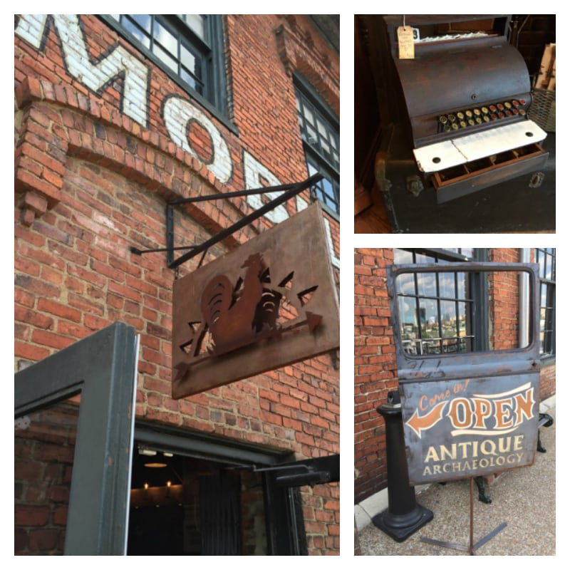 Antique Archaeology - Nashville