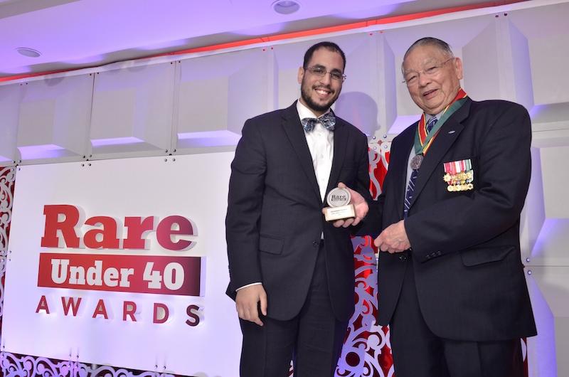 RARE Under 40 Awards - Mohammed Shaker