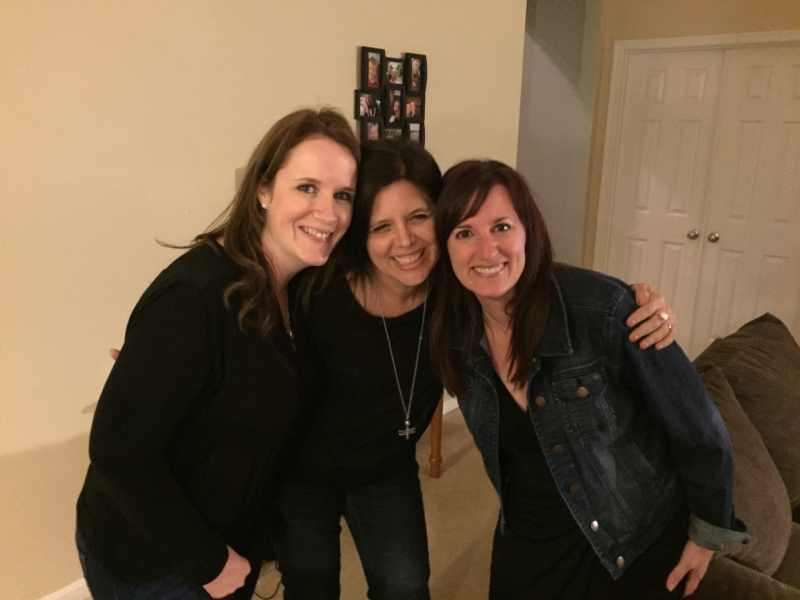 Girls Night Out with neighbors