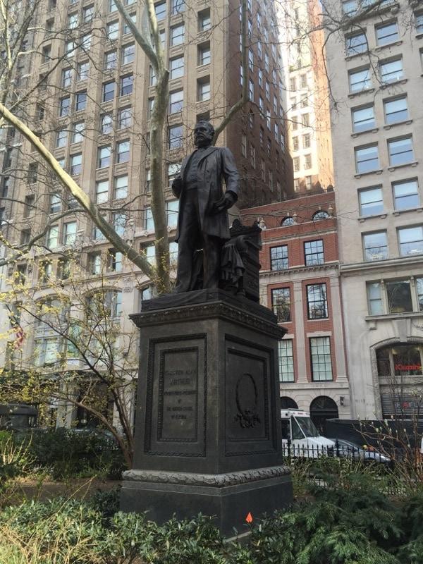 William Howard Taft - NYC