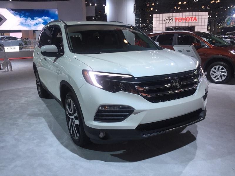 Honda Pilot - exterior
