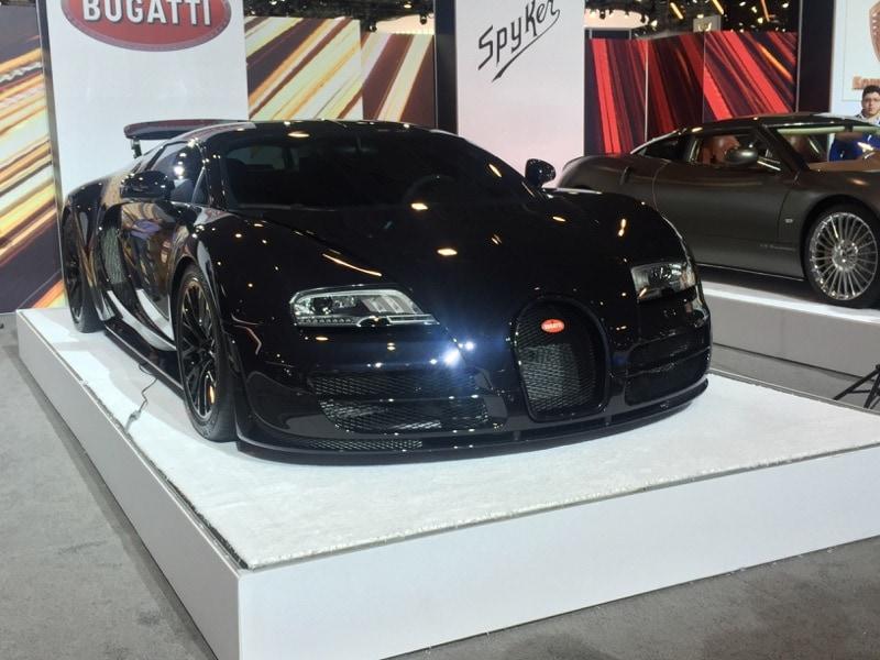 Bugatti NYIAS
