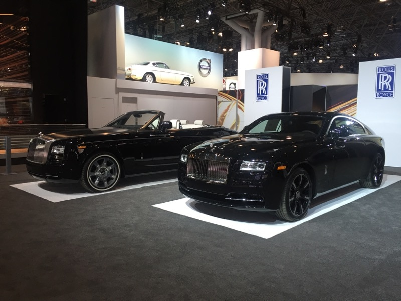 Rolls Royce - NYIAS