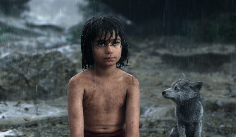 THE JUNGLE BOOK - Neel Sethi