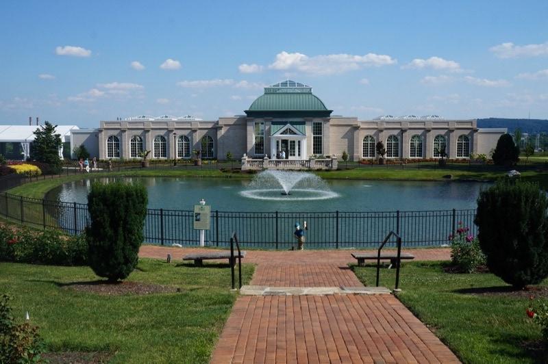 The Atrium at Hershey Gardens
