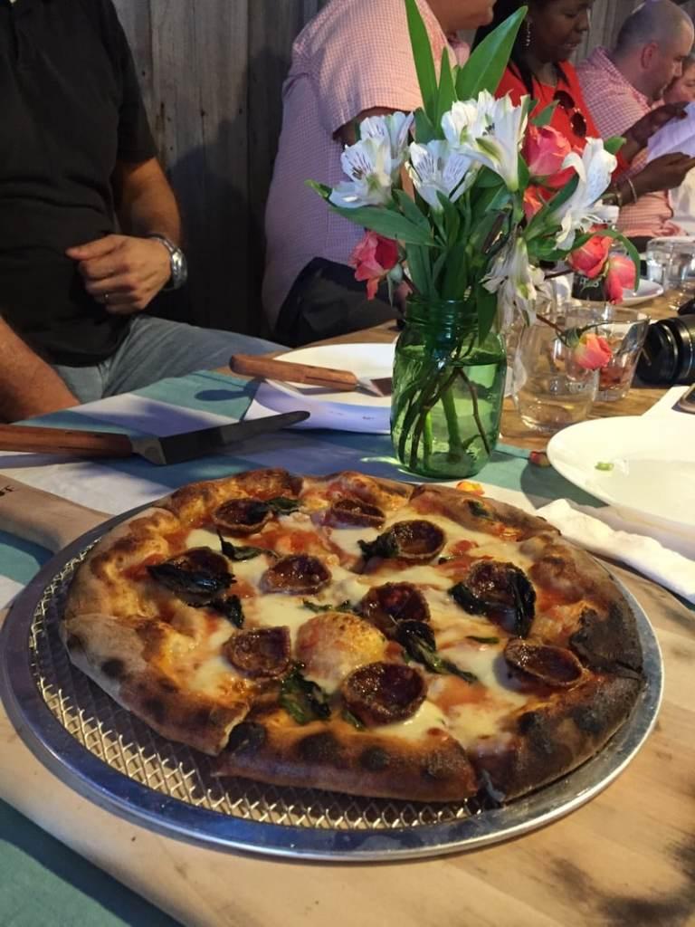 Sopresatta Pizza