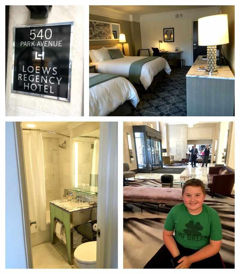 Loews Regency NYC hotel