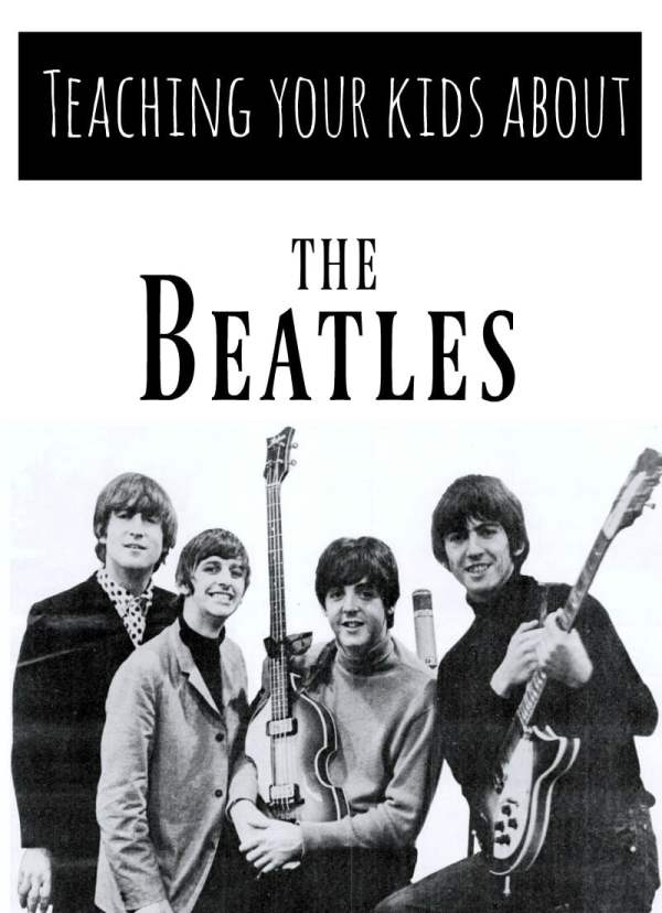 Teaching your kids about the Beatles