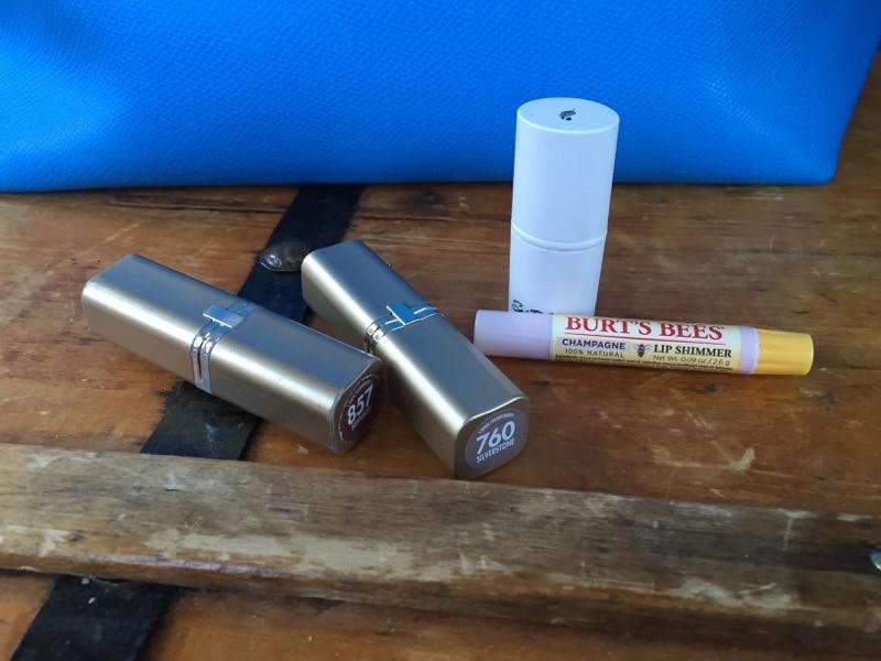 Lipstick problem