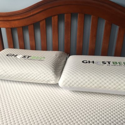 The GhostPillow Tops Your Mattress Perfectly
