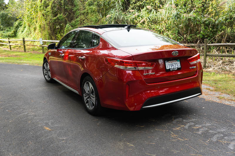 kia-optima-hybrid-rear