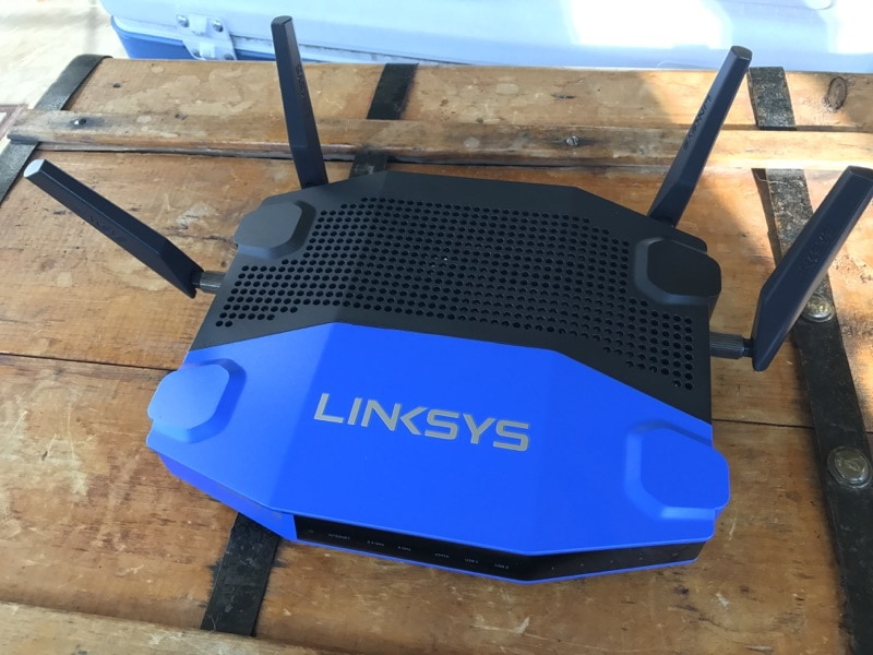 new-linksys-router