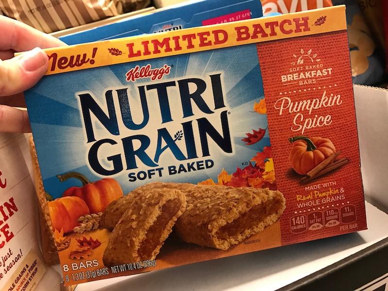 pumpkin-spice-nutrigrain-bars