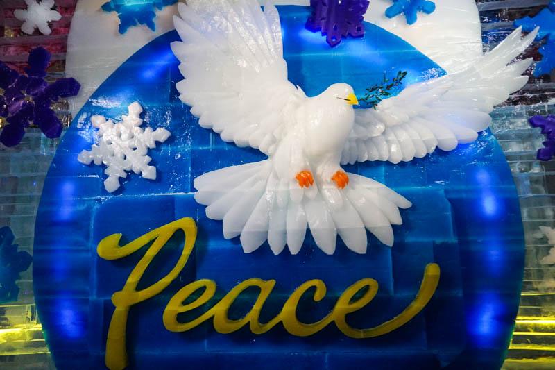 Peace on ICE!