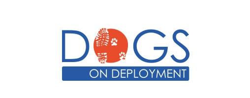 Dogs on Deployment logo